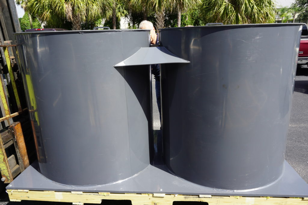 Custom PLastic Tanks
